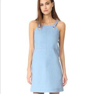 NWT Rag & Bone pale blue dress